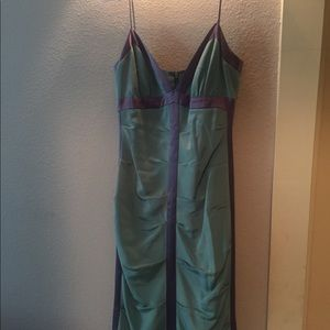Nicole Miller size 4 cocktail dress